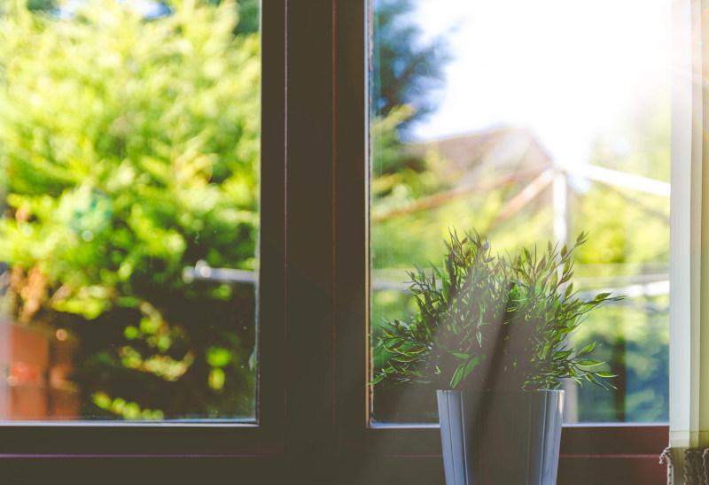 Inbrottskydda fönster